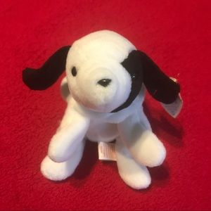 """TY Beanie Baby """"Spot"""" the Dog 1993 Tag Errors MWMT"""